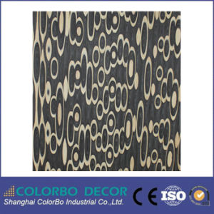 Decorative Wall Covering 3D Wave MDF Wall Panel for TV Background pictures & photos