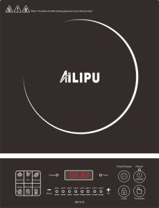 8 Level Adjustable Power Induction Cooker with Single Plate pictures & photos