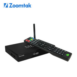 Kodi Smart TV Box M8 Uhd 4k Android Media Player pictures & photos