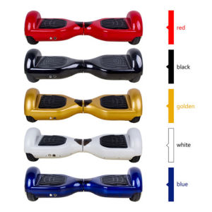 Hot Sales2 Wheels Smart Self Balancing Electric Scooter with LED Light pictures & photos