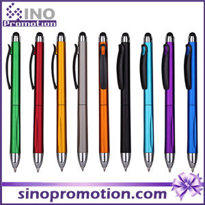 Multi-Function Ballpoint Pen/ Comfort Grip Ball Pen with Rubber Tip pictures & photos