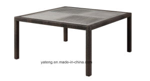 Composited Wooden Outdoor Furniture Garden Table Set with Chair by 8-10PCS (YTA020-1&YTD533-2) pictures & photos