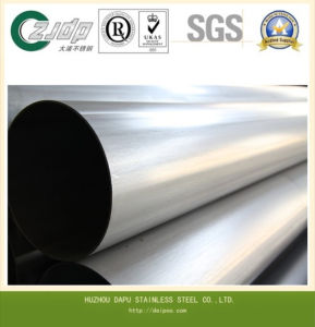ASTM 321 316 Stainless Steel Welded Tube pictures & photos