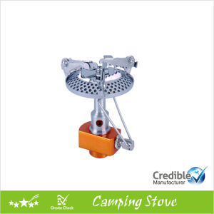 Folding and Portable Gas Camping Stove pictures & photos