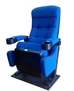 China Cinema Seating Commercial Auditorium Seat Cheap Theater Chair (SD22H) pictures & photos