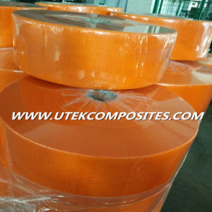 Fiberglass Mesh 75G/M2 4X4 Orange pictures & photos