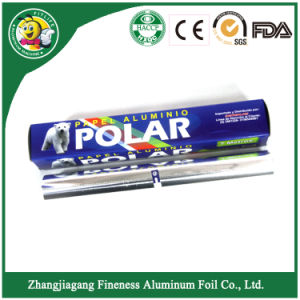High Quality of Aluminum Foil Roll Wrapping pictures & photos