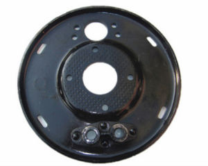 Long Term Carbon Steel Disc Brake Back Plate pictures & photos
