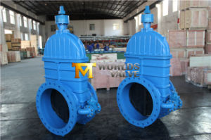 Ductile Iron BS5163 Non Rising Stem Gate Valve with Bypass (Z45X-10/16)