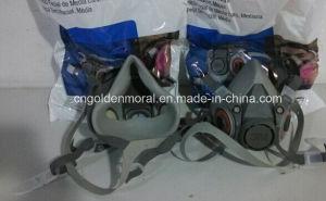 3m Respirator Chegas Mask 6200 Half Face pictures & photos