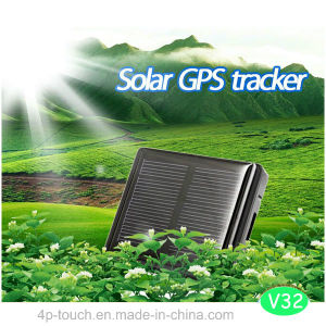 Animal GPS Tracker with Solar Power Charging (V26) pictures & photos