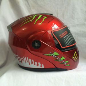 Hot Selling Half Face Helmets Full Face Helmets (AL-115) pictures & photos