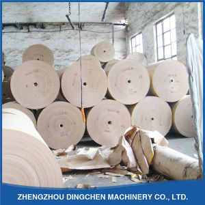 Dingchen-1575mm Double Wire and Double Dryer Paper Making Machine pictures & photos