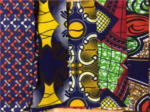 100% Cotton Ankara African Wax Print Fabric pictures & photos