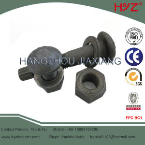Steel Structural Grade 10.9 Tension Control Bolts pictures & photos