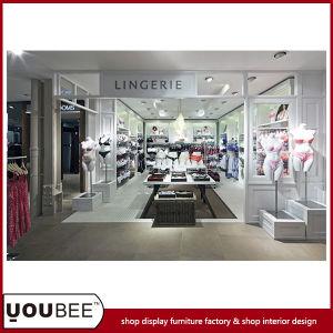 Retail Shop Interior Design for Ladies′ Lingerie Display pictures & photos