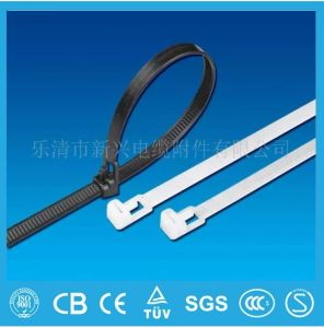 The Self-Locking Type High Strength Nylon Cable Ties Series pictures & photos