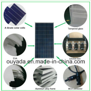 A Grade Poly Small Solar Cell 100W in Solar Energy and Solar Power System pictures & photos