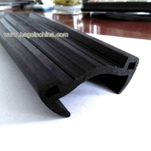 Custom RoHS Eco-Friendly Rubber Insulation Strip pictures & photos