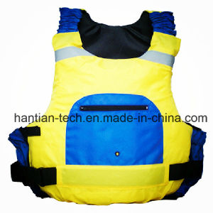 Kayaks and Rubber Boats EPE Foam Lifejacket pictures & photos