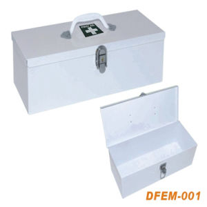Metal Empty First Aid Box (DFEM-001) pictures & photos