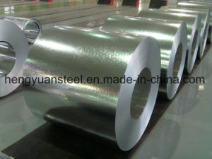 Dx51d Galvanized Steel Coil Gi with Z130 for Zinc Tile pictures & photos