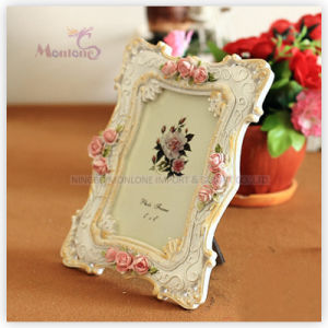 "Wall Decoration Imikimi Resin Love Picture Photo Frame (4""X6"") pictures & photos"