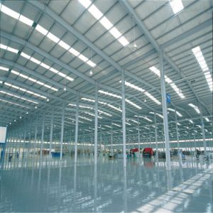 Prefabricated Light Steel Structure Frame Assemble Warehouse pictures & photos