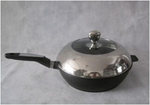 Sauce Pan/Stock Pot with Stainless Cover