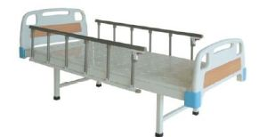 Stainless Steel Flat Hospital Bed pictures & photos
