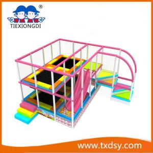 Trampoline and Indoor Playground Equipment Txd16-Jl007 pictures & photos