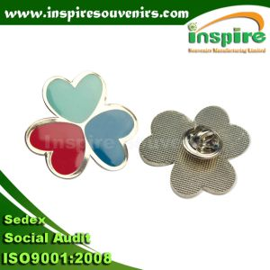 Customized Zinc Alloy Epoxy Flag Pin for Collection pictures & photos
