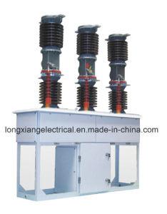 Outdoor High Voltage Vacuum Circuit Breaker (ZW7-40.5) pictures & photos