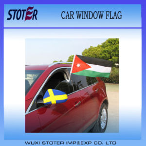 Car Window Flag for Promotion pictures & photos