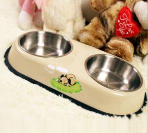 (BC-PE1004) High Quality Reusable Melamine Pet Basin pictures & photos