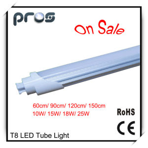 9W, 18W, 20W Natural Light (5000K) Linear LED Tube Light Bulb, LED T8 Tube Light Replacements pictures & photos