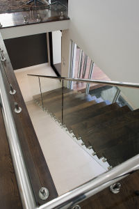 Stainless Steel Glass Handrail for Staircase pictures & photos