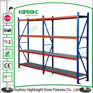Hevey Duty Long Span Storage Warehouse Pallet Rack Shelving pictures & photos