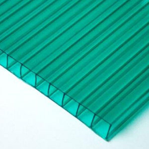 6mm Hollow Polycarbonate Sheet for Greenhouse for Sale pictures & photos