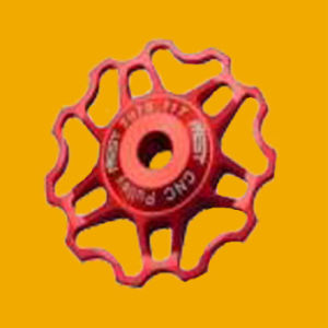 Bike Deraileur Pulley, Bicycle Pulley for Sale Ypu09A-09 pictures & photos