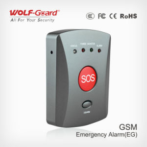 Eldly Alarm GSM Emergency Push Button for Senior Safety--Yl-007eg pictures & photos