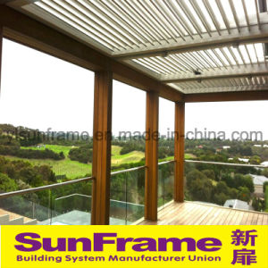 Aluminium Louvers for Sunlight Room/Balcony pictures & photos
