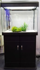 K620-Aquarium Fish Home Glass Tank with Cabinet