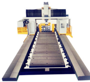 CNC Gantry Milling Machine for Large Mold (HPG4030) pictures & photos