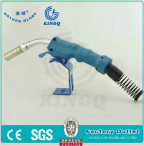Hot-Sale Binzel 15ak MIG CO2 Soldadura Wire Welding Torch with Ce pictures & photos