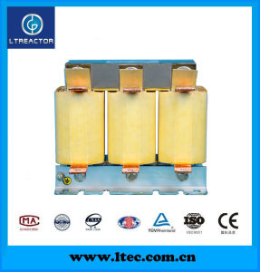 Dry Type Three Phase Low Voltage Detuned Reactor for Capacitor Banks pictures & photos