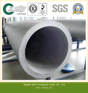 ASTM 304 321 Stainless Steel Seamless Pipe pictures & photos