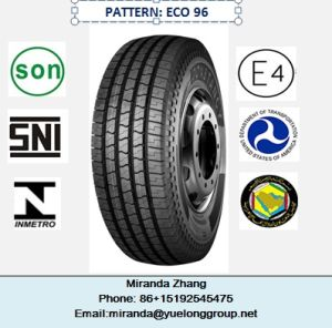 Ilink Truck & Bus Radial Tyres 11.00r20 (ECO96) pictures & photos