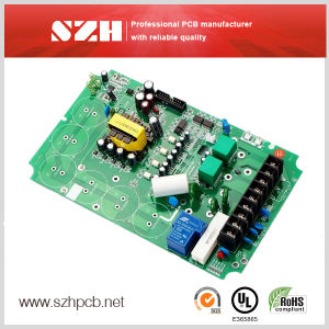 Gate Control Immersion Gold PCBA Board Supplier pictures & photos