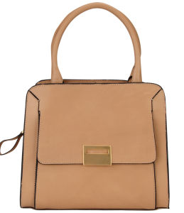 2015 Stylish Fashionable PU Handbag Fashion Bags (LDO-15101) pictures & photos